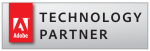 Adobe Technology Partner-Badge